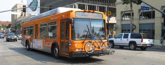 La bici y el transportepúblico