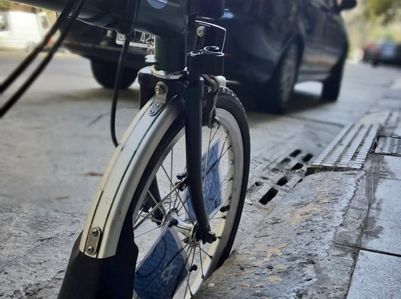 La bicicleta: mi amigaurbana