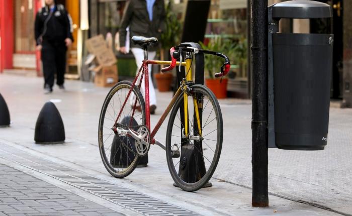 La bicicleta es movilidadeficiente