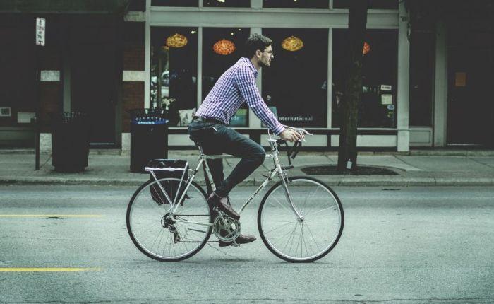 Andar en bici es un peligro para lasociedad