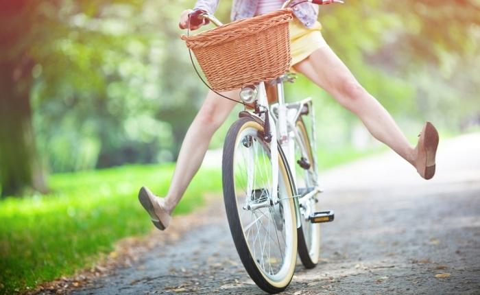La bicicleta: felicidad en dosruedas